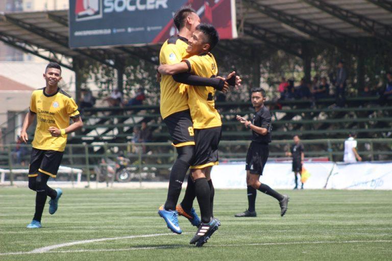Tahan Imbang Ammers FC, D'Fourty Jaga Asa Juara