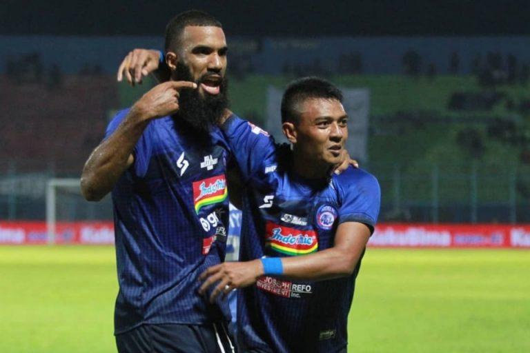Arema FC Fokus Jadi Runner Up Liga 1