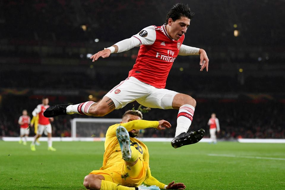 Arsenal Europe League