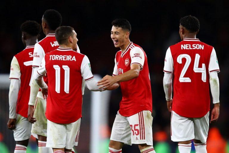 Arsenal Siap Buntuti Liverpool dan City Musim Ini