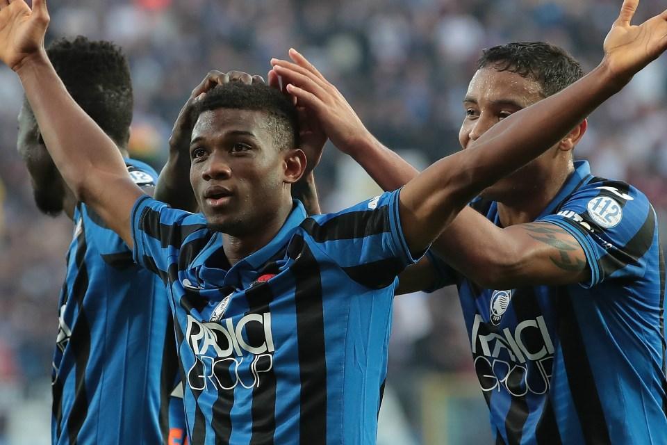 Batai Udinese, Atalanta Rusak Tatanan Papan Atas Serie A