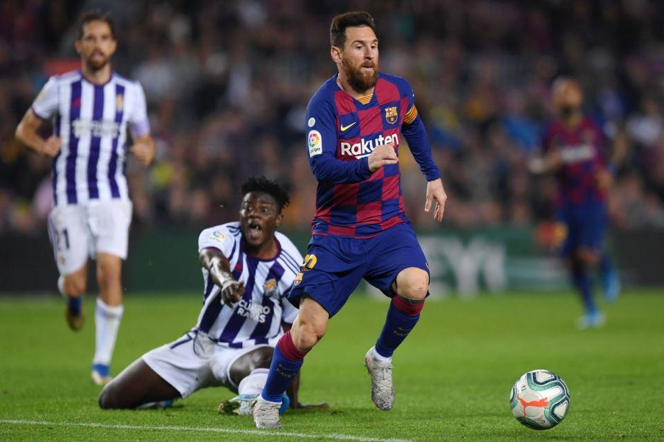 Barcelona kembali ke Pucuk