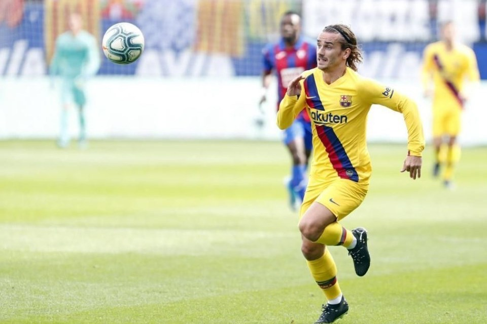 Barcelona Dan Atletico Sepakat Berdamai Soal Transfer Griezmann