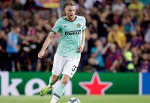 Barcelona Siap Bersaing Dengan MU Dapatkan Servis Milan Skriniar