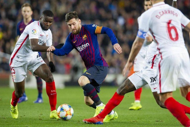 Prediksi Barcelona vs Sevilla: Misi Runtuhkan Keangkeran Camp Nou