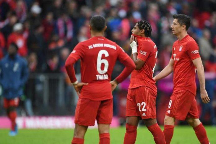 Pasca Menang Besar di Liga Champions, Bayern Takluk di Rumahnya Sendiri