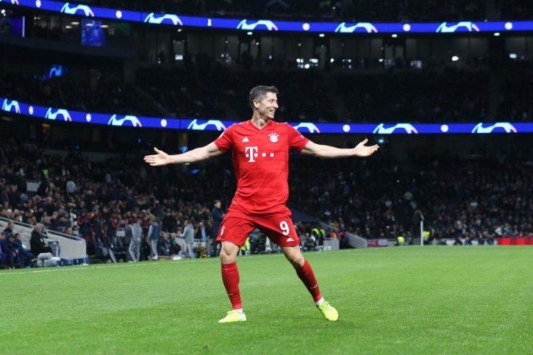 Menilik Peran Lewandowski Bersama Bayern Munchen