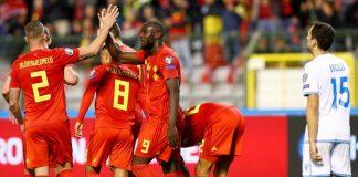 Belgia Jadi Tim Pertama yang Lolos Putaran Final EURO 2020