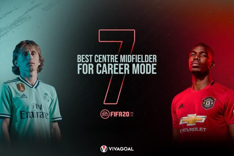 Deretan 7 Gelandang Terbaik di Career Mode FIFA 20