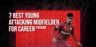 7 Attacking Midflder Muda Terbaik untuk Dimainkan di Career Mode FIFA 20