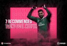7 Rekomendasi Kiper Muda yang Bisa Dimainkan di Career Mode FIFA 20