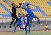 Blitar Bandung United Degradasi