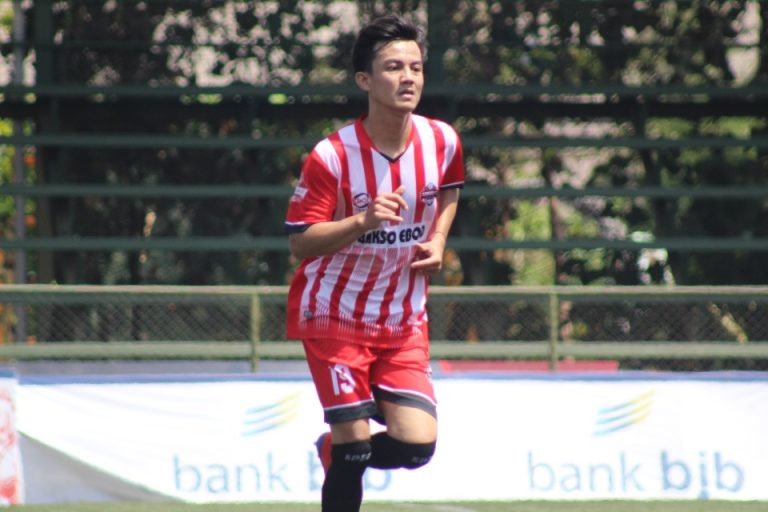 Tjimahi FC Menang Telak Atas Tsev Neeg