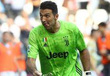 Buffon Berharap Sarri Tetap Bertahan di Juventus