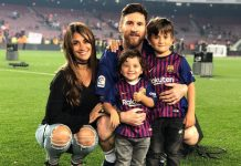 Bukan Ayah atau Bapak, Messi Dipanggil Anaknya 'Leo Messi'