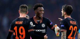 Apapun Yang Terjadi, Lampard Tetap Akan Mainkan Pemain Muda