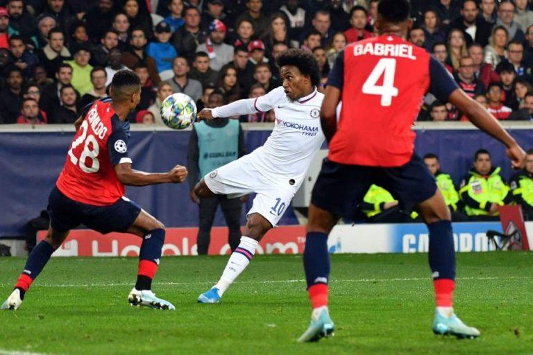 Hasil Liga Champions: Chelsea Susah Payah Kalahkan Lille 2-1