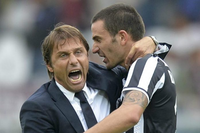 Jelang Derby d'Italia, Bonucci Kenang Momen Bersama Conte
