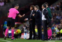 Conte; Inter Tak Layak Kalah dari Barcelona