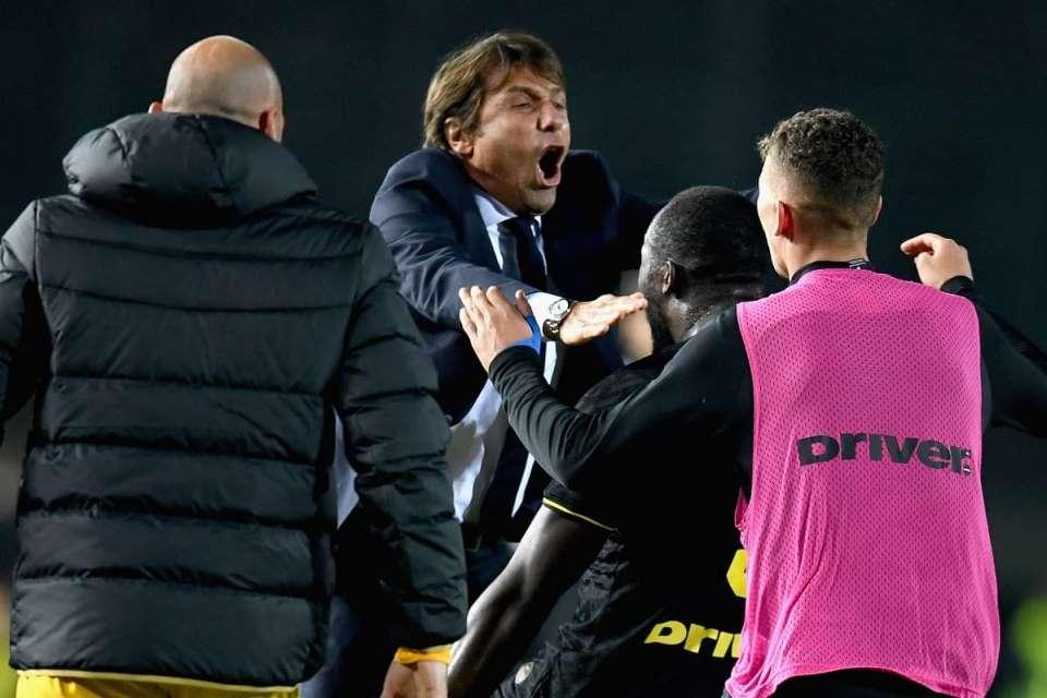 Conte Inter Milan