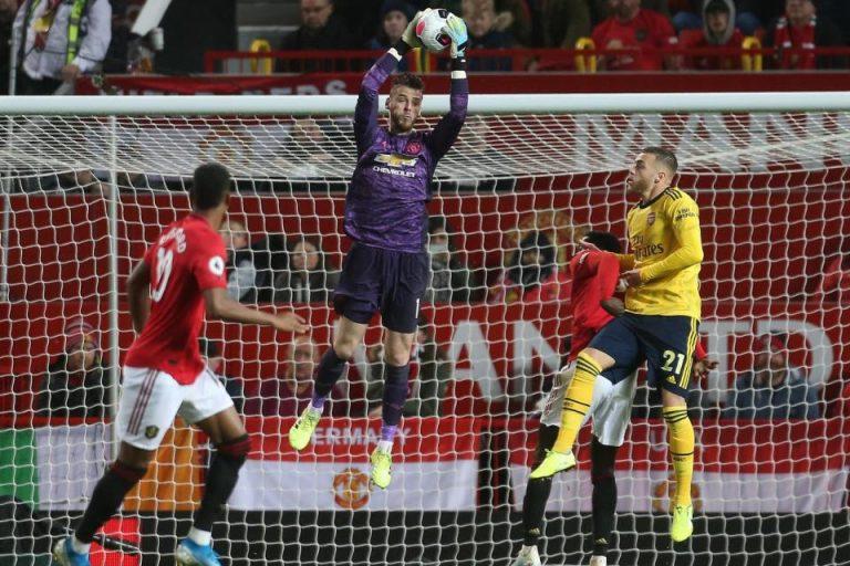 Van Gaal Hampir Buat De Gea Tinggalkan Old Trafford