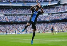 Dennis Selebrasi Ala Ronaldo