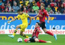 Ditahan Imbang Freiburg, Dortmund Gagal Menang Dalam 3 Laga Beruntun