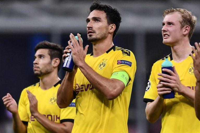 Kalah dari Inter, Dortmund Usung Misi Balas Dendam