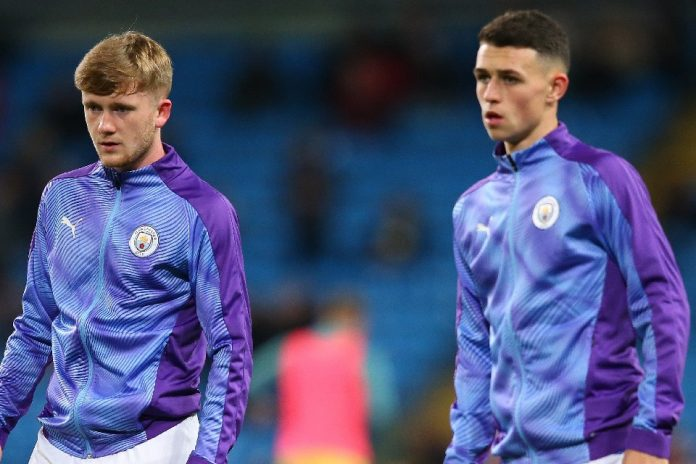 Pep Guardiola Senang dengan Performa Dua Youngster City
