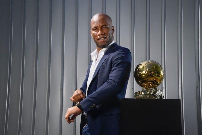Drogba Geram Tidak Pernah Ada Pemain Asal Afrika Menang Ballon d'Or