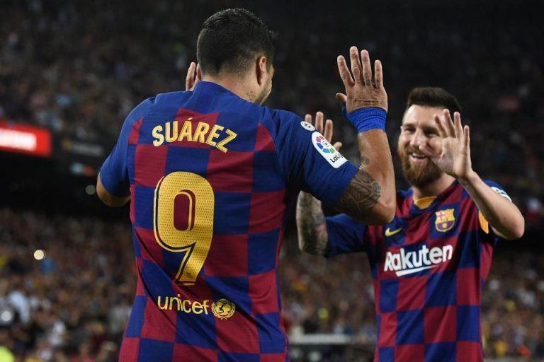 Kembali Tajam, Valverde Puji Duet Messi dan Suarez