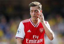 Duo Milan Siap Bersaing Tuk Jasa Ozil