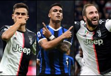 Derby D'Italia Jadi Pembuktian Tiga Penyerang Argentina
