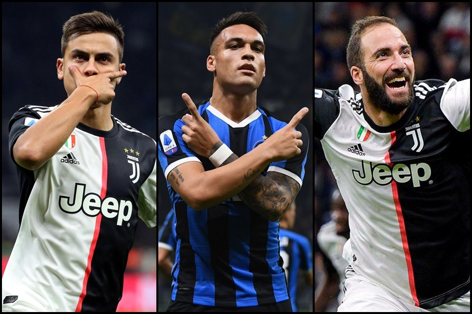 Image result for dybala and higuain