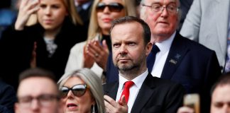 Ed Woodward Bantah Mitos Transfer di Balik Layar MU