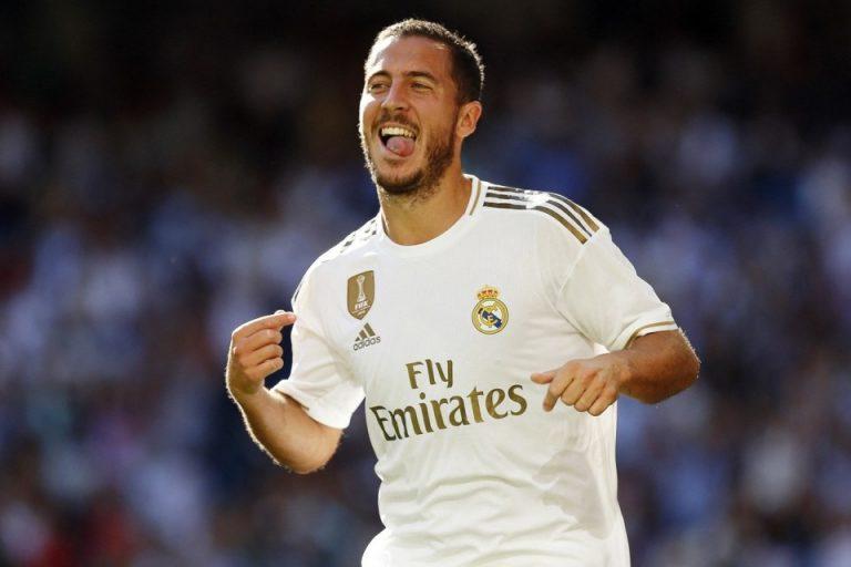 Hazard Akan Jadi Mesin Gol di Real Madrid, Mampukah?