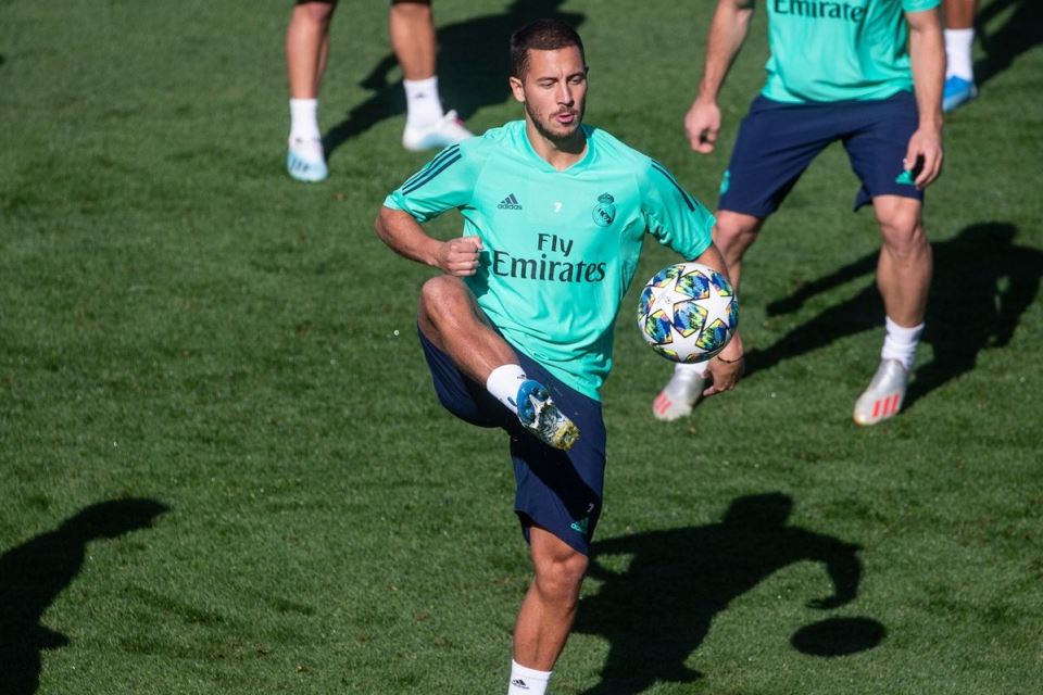 Hazard Tak Ikut Saat Madrid Lawan Mallorca, Kenapa?