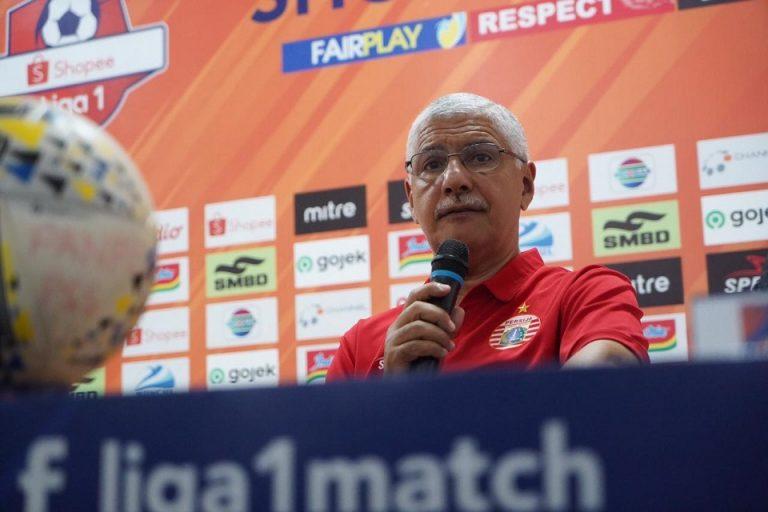 Alasan Pelatih Persija Mainkan Pemain Muda di Markas Semen Padang