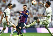 Barca dan Madrid Ingin El Clasico Jilid I Digelar di Camp Nou