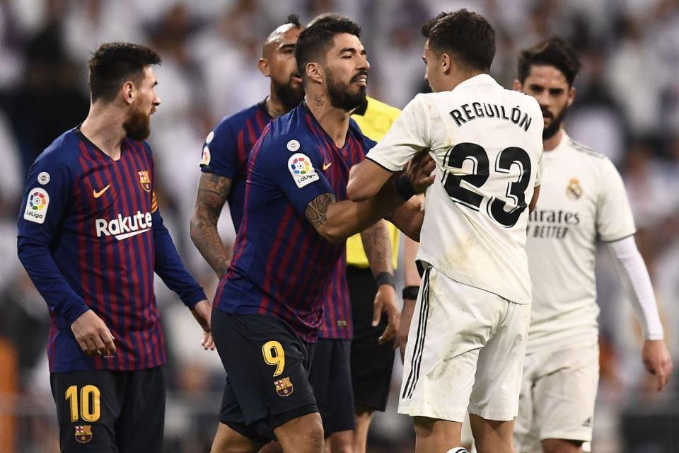Utak Atik Peluang Real Madrid dan Barcelona di El Clasico
