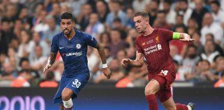 Juventus Berminat Datangkan Bek Kiri Chelsea, Siapa?