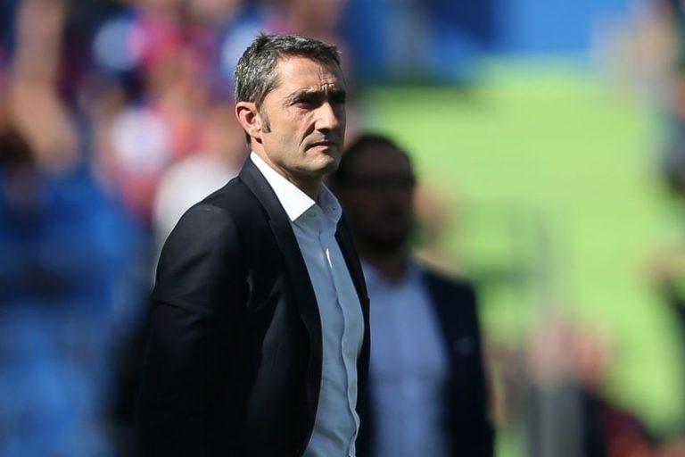 Dibantai Levante, Valverde Belum Ingin Mundur Sebagai Pelatih Barcelona