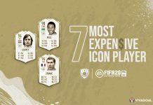 7 Icon Player Termahal di FIFA 20 FUT