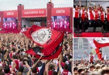 Ricuh Di Markas Valencia, UEFA Larang Fans Ajax Datang di Kandang Chelsea
