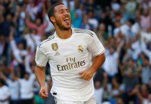 Gabung Di Madrid, Hazard Catatkan Puasa Gol Terlama