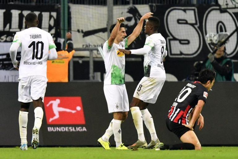 Gladbach Ambil Alih Pucuk Klasemen Bundesliga