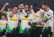 Gol Telat Lars Stindl Selamatkan Gladbach Dari Kekalahan