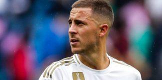 Hazard Tidak Tahu Kalau Panen Kritikan di Madrid, Kok Bisa?