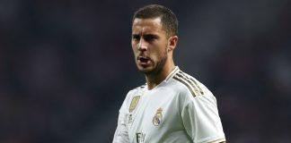 Hazard Akui Terbebani Pakai Jersey Nomor 7 Madrid