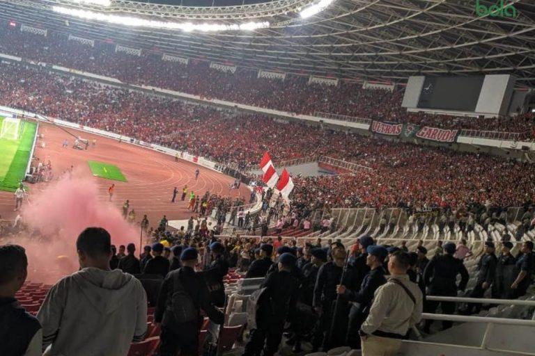 Indonesia Disanksi FIFA, Begini Komentar Malaysia